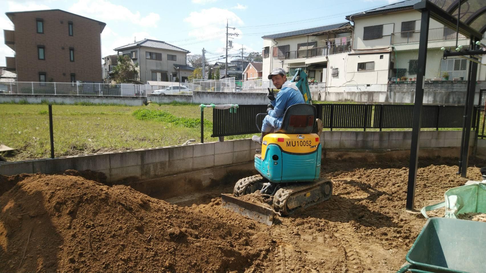 施工事例〔その他特殊工事〕排水工事