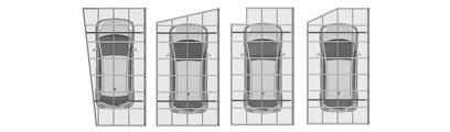 変形地でのカーポート設置は可能ですか?