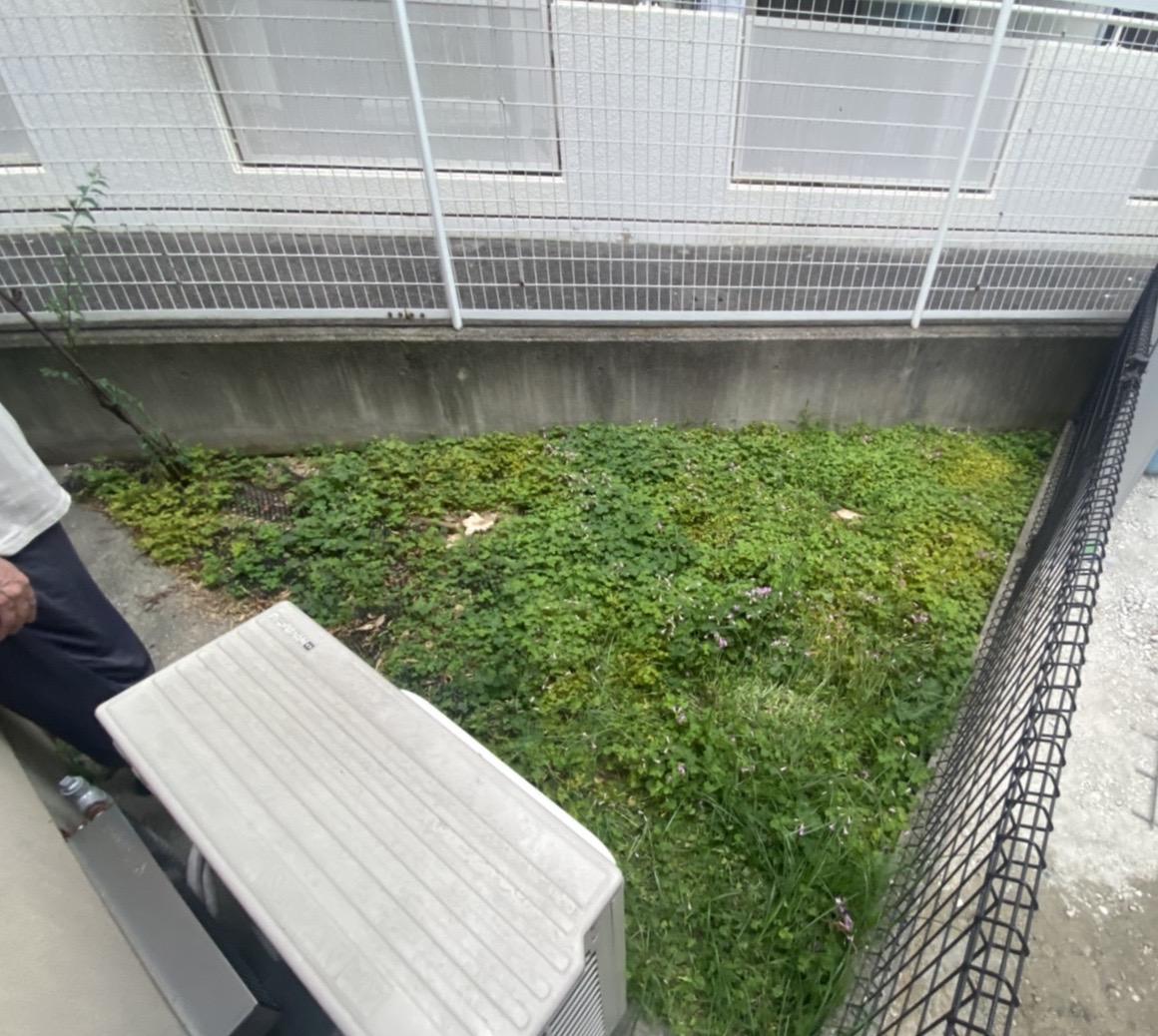 堺市中区 外構リフォーム着工のち完了!