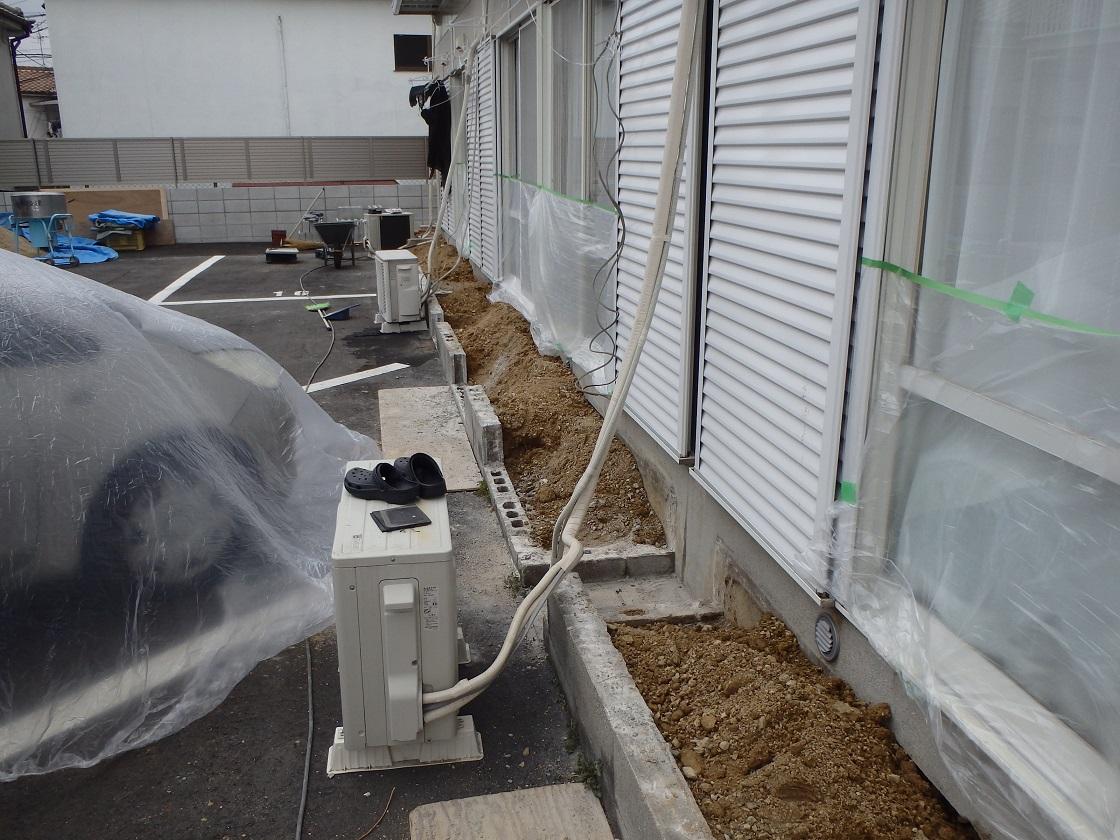 集合住宅の改修工事も対応します!