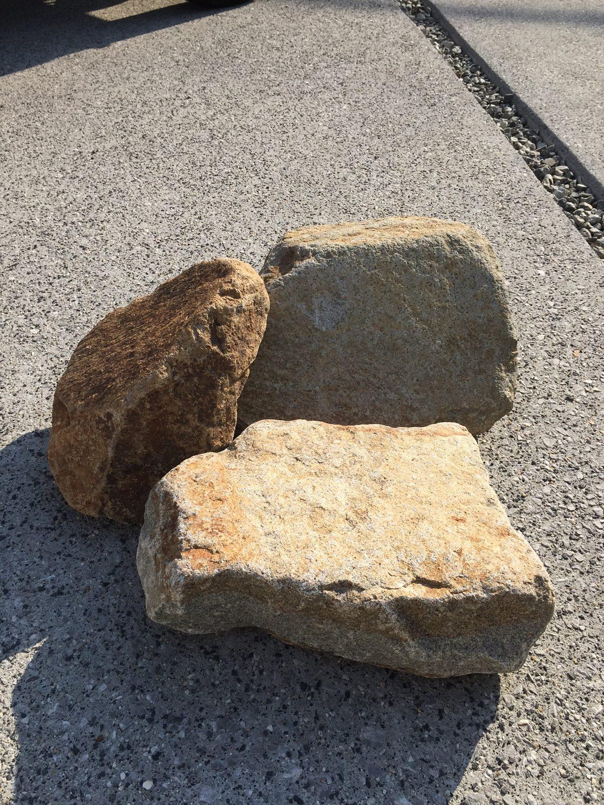 良い味出してる天然石!