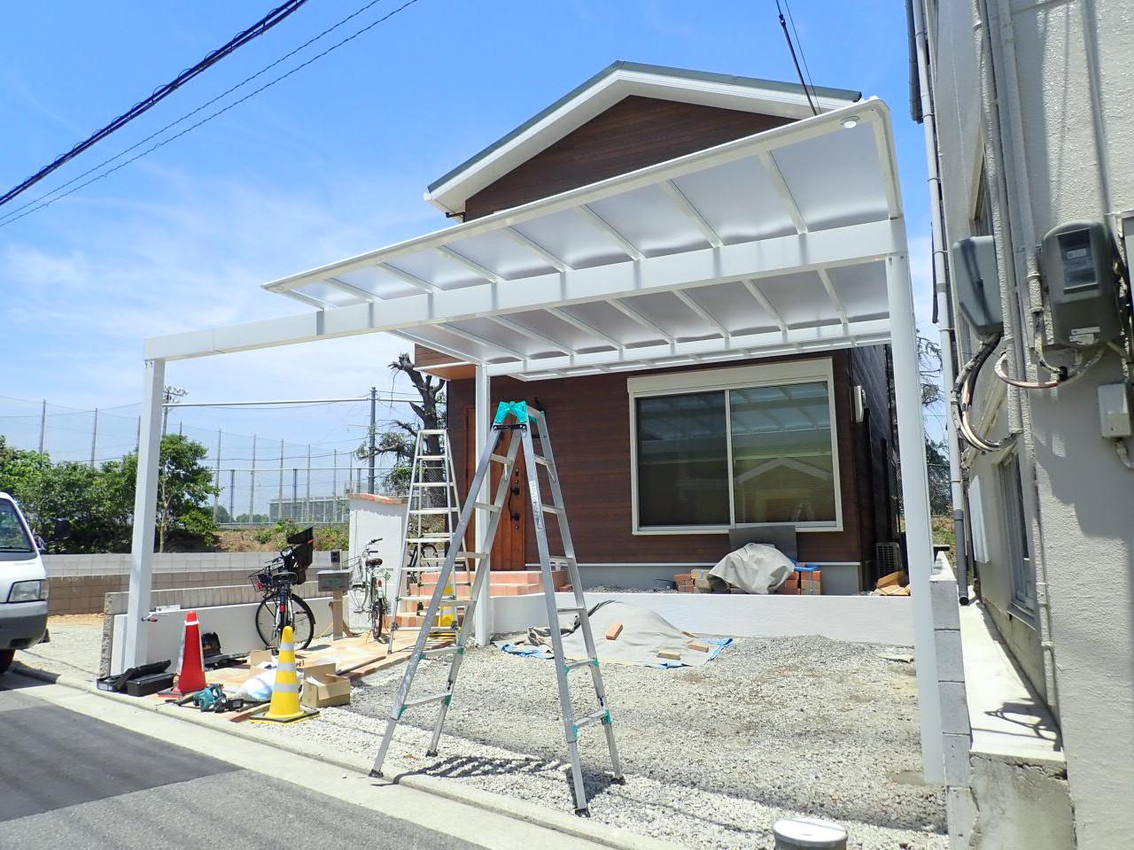 新築工事・リフォーム工事で活躍中!