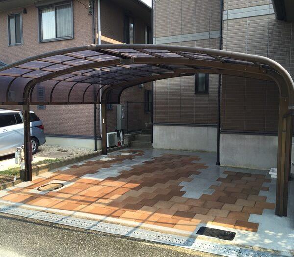 施工事例|庭・外構リフォーム|堺市南区I様邸