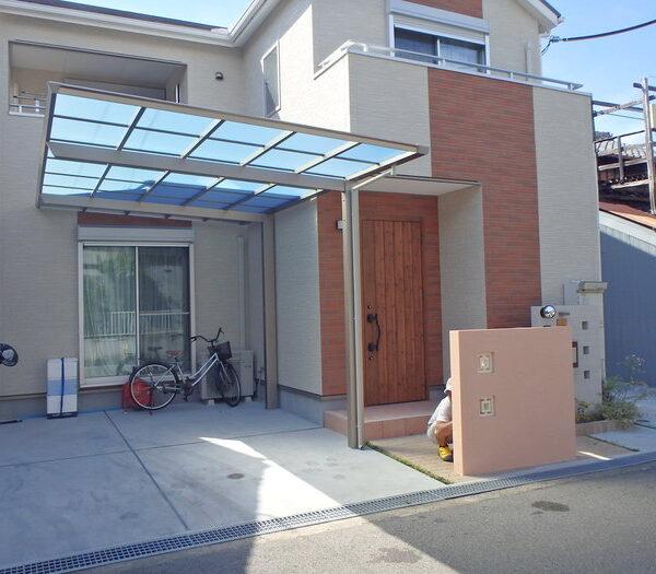 施工事例|庭・外構リフォーム|堺市中区K様邸