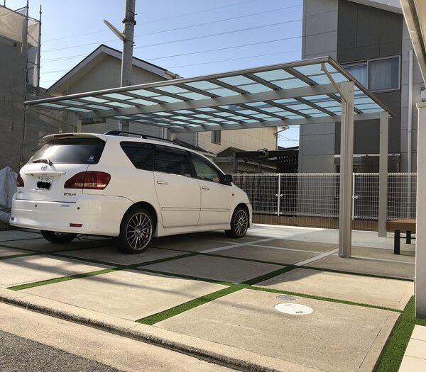 施工事例|庭・外構リフォーム|堺市南区S様邸
