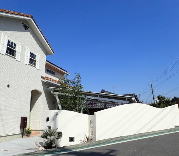 堺市美原区 S様邸 建替えに伴う外構工事
