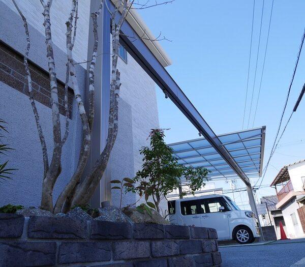 堺市北区 N様邸 新築外構工事