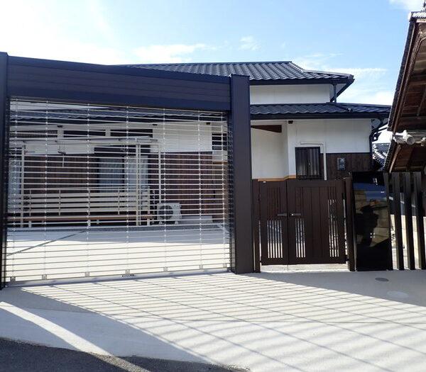 堺市南区 K様邸 外構リフォーム工事