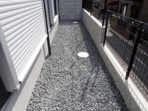 施工事例|新築の庭・外構|和泉市N様邸